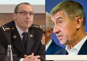 Miloš Trojánek, ředitel krajského ředitelství hl.m. Prahy se ohradil proti spekulacím o politizaci případu Andreje Babiše, Jaroslava Faltýnka a Čapího hnízda.