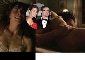 Jessica Biel předvedla erotickou scénu.