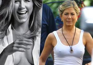 Jennifer a její bradavky, věčný boj