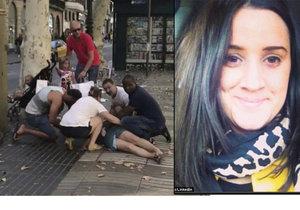 Julia (26) přežila útoky v Londýně, Francii i Barceloně.