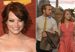 Emma Stone je nejbohatší hollywoodskou herečkou!