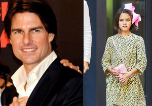 Tom Cruise Suri nevídá...