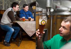 """Češi jsou největší pijáci piva v Evropě, spotřebují 143 litrů """"na hlavu""""."""