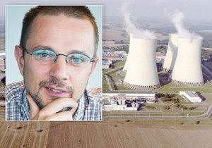 O technologii, která by měla zlevnit provoz jaderných elektráren a zároveň zvýšit jejich bezpečnost, s námi promluvil docent Radek Škoda.