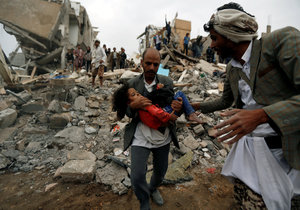 Při náletu v Jemenu zemřeli civilisté, mezi nimi i šest dětí