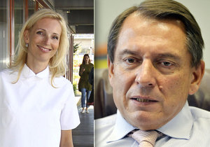 Jiří Paroubek prozradil, kam bral v posledním roce soužití svoji ženu Petru.