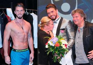 Syn Standy Hložka Matyáš získal titul Muž roku 2017.