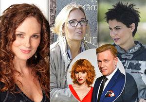 Sexy exnerovky: Které krásné herečky uvidíme v seriálu?