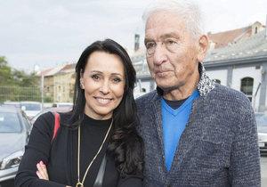 Heidi Janků a Ivo Pavlík
