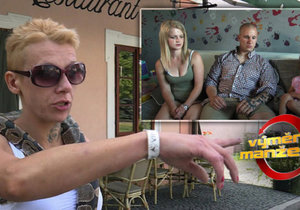 Jana s hady z Výměny manželek: Šokující dohra! Vzplanula k náhradnímu manželovi!
