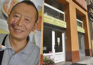 Chen Jian Guo žije v Praze od roku 1992. Potkat ho můžete každý den v jeho podniku