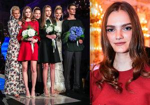 Vítězkou se stala Leontýna Šiřinová.