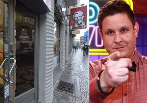 Svědek útoku Michala Novotného na prodavačku: Nadával jí a fyzicky ji napadal!