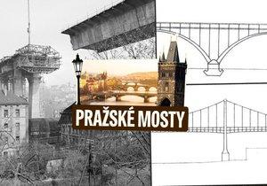 Nuselský most chtěli stavět po více než půl století.