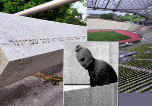 Areál nechvalně proslulé mnichovské olympiády