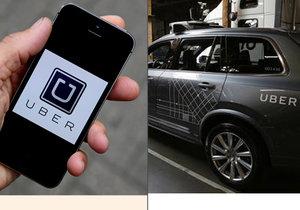 Aplikace společností Uber, Taxify a Liftago už zabírají více než polovinu trhu taxislužeb a alternativních dopravců. (Ilustrační foto)