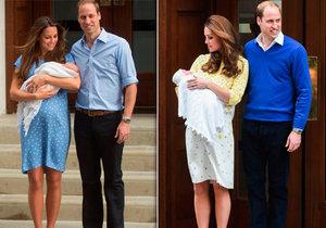Kate bude možná rodit třetí dítě doma.