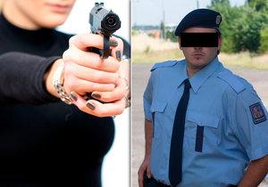 Tátu policistu o Vánocích postřelila dcera jeho zbraní: Zatloukal, po měsících je jasno