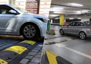Retardéry nemusejí být pro řidiče tím nejlepším řešením – zvlášť když se umisťují nesmyslně.