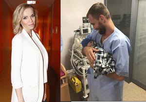 Hana Mašlíková slízla kritiku od ostatních maminek za to, že se v šestinedělí vrátila do práce.