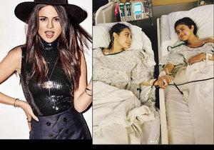 Selena Gomez šokovala fanoušky: Transplantace ledviny!