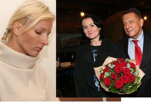 Jiří Paroubek promluvil o rozvodovém stání s manželkou Petrou Paroubkovou.