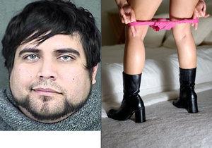 Mario Ambrose Antoine byl odsouzen na 10 let kvůli podvodu. 24 žen přelstil k sexu pod záminkou práce v porno průmyslu.