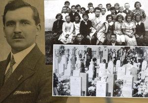 Smíření v Rakvicích po 81 letech. Učitel Bohumil Horňanský se vrátí k dětem, které se utopily při školním výletě.