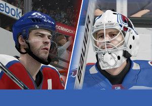 NHL 18 je povedená hokejová videohra.