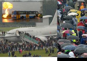 Dny NATO přilákaly i přes špatné počasí 90 tisíc lidí