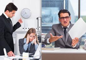 Hrozí vám šéf vyhazovem? Nemějte strach. Zákon většinou stojí na vaší straně!