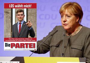 V neděli proběhnou v Německu volby. Porazí někdo Angelu Merkelovou?