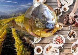 Dýně, víno a kapři. Podzim v Dolním Rakousku vás příjemně zasytí