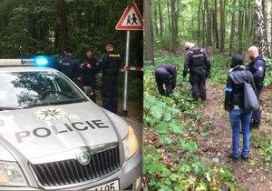 V Újezdu nad Lesy ležel na zemi pobodaný cizinec (43). Našel ho kolemjdoucí