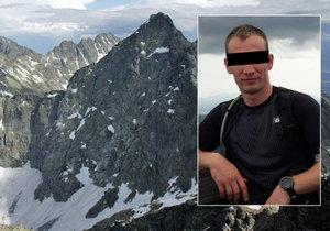 Čech Martin v Tatrách zemřel. Jeho mrtvolu objevili v pondělí.