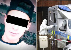 Dívka, která byla zavražděna v Doubici, před časem truchlila kvůli ubodanému Dominikovi.