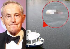 Od tragického pádu Jana Třísky z Karlova mostu uplynuly dva roky
