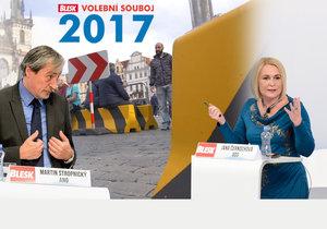 Zátarasy v centru Prahy, autobus na Karlově mostě: Politici v debatě Blesk.cz řešili bezpečnostní opatření.