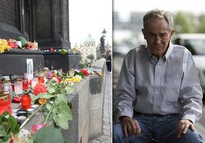 Třískovi (†80) sousedé z USA: Jak se herec choval před odletem do Prahy?