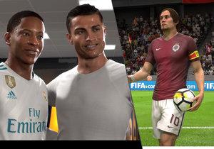 FIFA 18 je tradičně kvalitní fotbal.