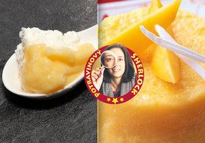 Test vanilkových dezertů a pudinků