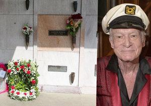 Pohřeb Hugha Hefnera proběhl pouze v rodinném kruhu.