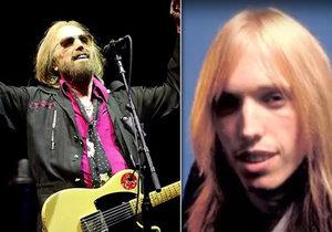 Zemřel frontman skupiny Heartbreakers Tom Petty. Bylo mu 66 let.