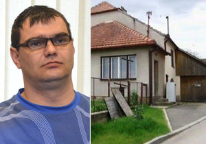 Pavel Radziszewski (39) si odpyká výjimečný trest 23 let za brutální vraždu těhotné přítelkyně (†36).