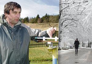 Meteorolog Rudolf Kovařík předpovídá chladnější nástup zimy.