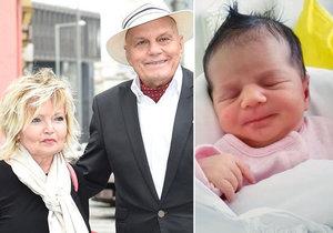 Jan Přeučil a Eva Hrušková: Proč nemůžou vídat vnučku?