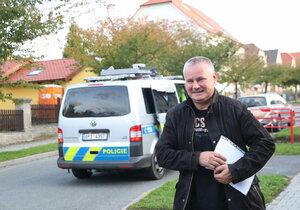 Jiří Kajínek má u policie pořádný škraloup: Poputuje zpátky do vězení?