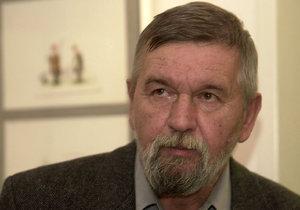 Vladimír Renčín zemřel ve věku 75 let.