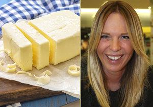Po Jágrově Veronice řeší máslo i Diana Kobzanová! Ukazuje cenu v Kanadě.