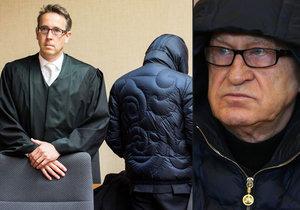 Soud s německým tajným agentem Mausem